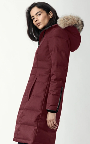 Canada Goose Womens Pembina Coat