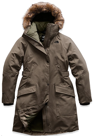The North Face womens Outer Boroughs Parka