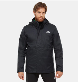 The North Face KABRU MEN'S ZIP-IN TRICLIMATE® JACKET