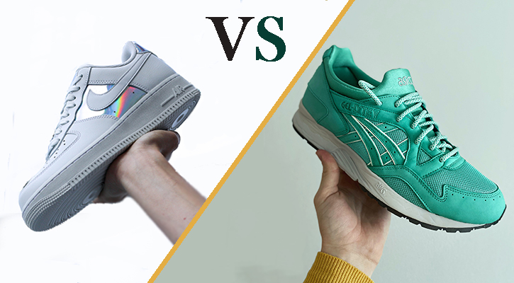 Nike Vs ASICS Running Shoes