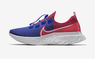 Nike react infinity run shoe